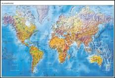 Sur quel continent se situe la Namibie ?