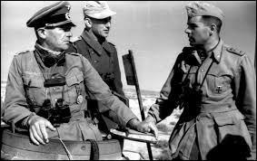 Quel nom fut donné aux troupes allemandes envoyées en Libye en 1941, sous le commandement de Rommel ?