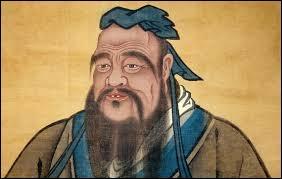 De quel pays était originaire le philosophe Confucius ?