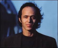 C'est un auteur-compositeur-interprète qui s'est beaucoup investi au sein des Enfoirés pour les Restos du cœur, il s'agit de...