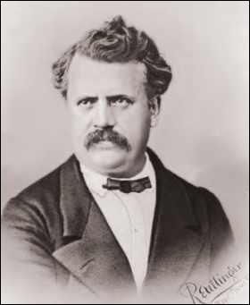 C'est le fondateur d'une maison française de maroquinerie de luxe créée en 1854, il s'agit de...