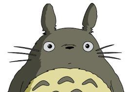 Les personnages de 'Mon voisin Totoro'