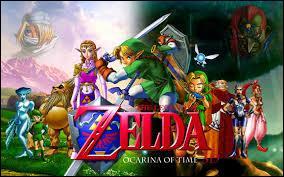 Qui est le tout premier personnage que Link rencontre au début du jeu ?(hors rêve)