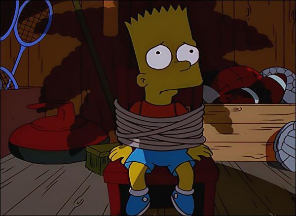 Qui est l'ennemi juré de Bart ?