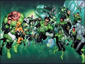 Lequel de ces Lantern Corps n'existe pas ?