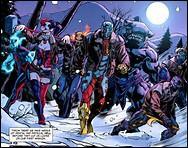 Lequel de ces personnages ne fait pas partie du Suicide Squad (dans les comics) ?