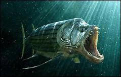 Quel est ce prédateur marin disparu ?