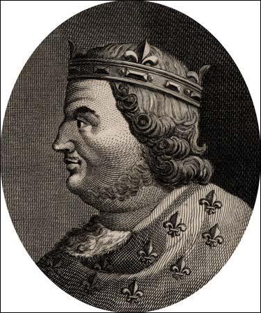 En quoi est-il le premier à affirmer le pouvoir du roi ?