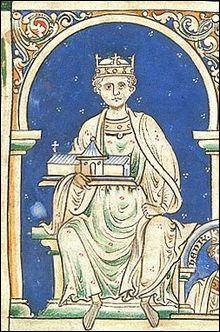 De 1066 à 1204, un conflit oppose le roi à l'un de ses vassaux. Lequel ?