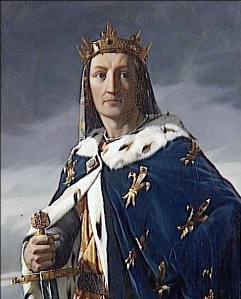 Qui devient roi en 1223 ?