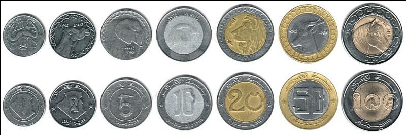 Quelle est la monnaie algérienne ?
