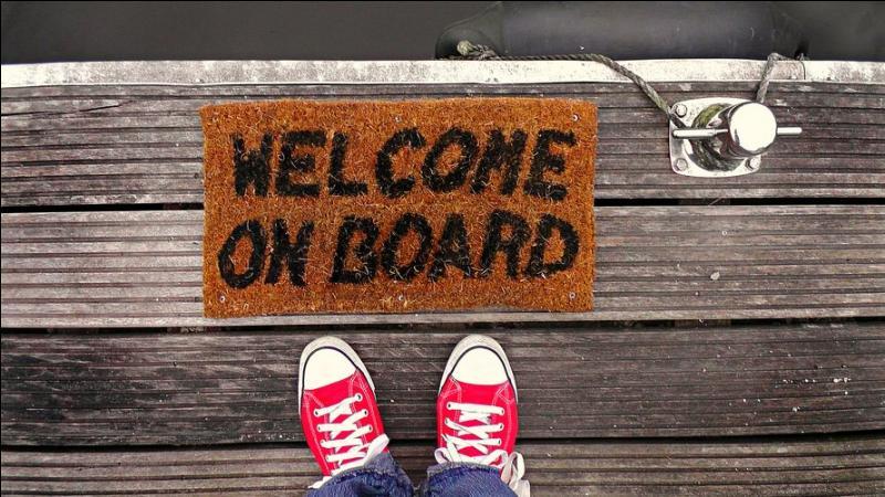 """Que veut dire """"Welcome"""" ?"""