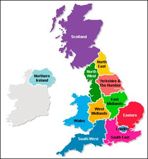 """Quelle est la bonne traduction de """"Royaume-Uni"""" ?"""
