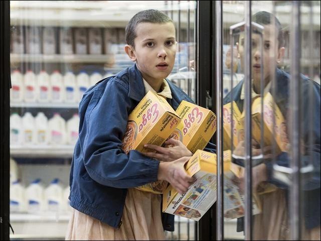 Quelle est la gourmandise préférée d'Eleven ?