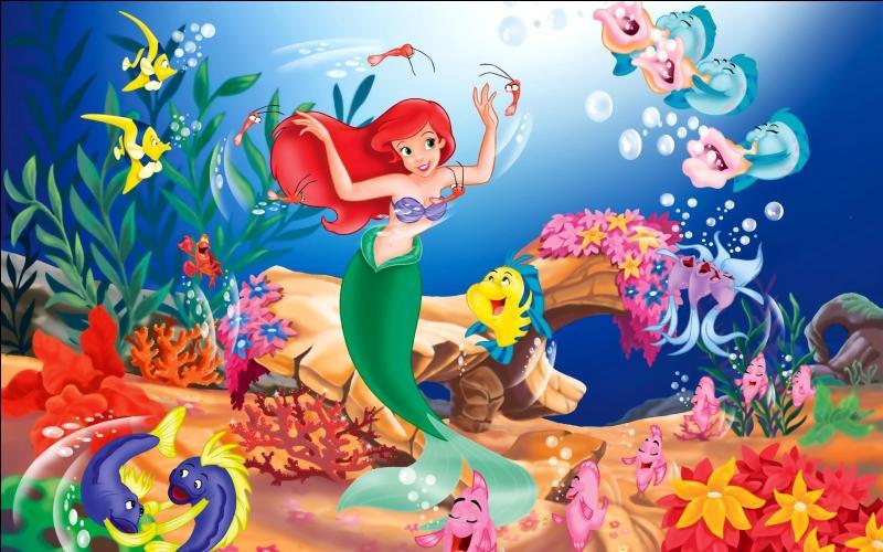 """Quel est le pacte entre Ariel et Ursula dans """"La Petite sirène"""" ?"""