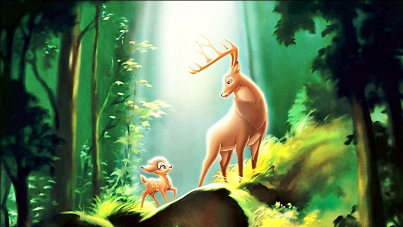 """Qui est le meilleur ami du petit daim dans """"Bambi"""" ?"""
