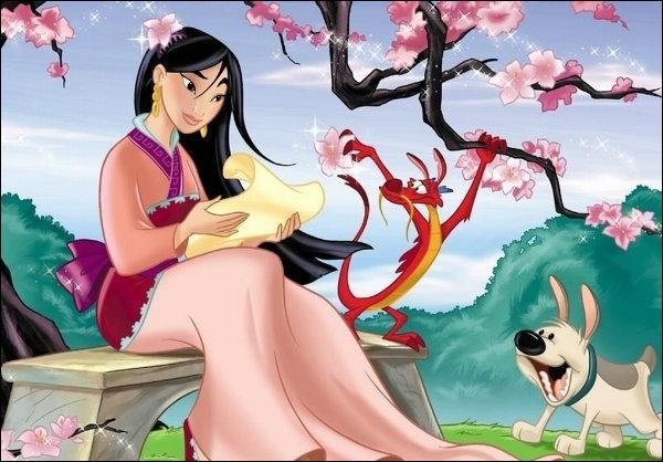 Qui sont les ennemis que doit combattre l'armée chinoise dans Mulan ?