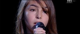 """Quelle chanson a permis à Carla de gagner """"The Voice Kids"""" ?"""