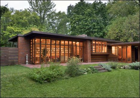 Quizz maisons d 39 architectes quiz art - Frank lloyd wright maison ...