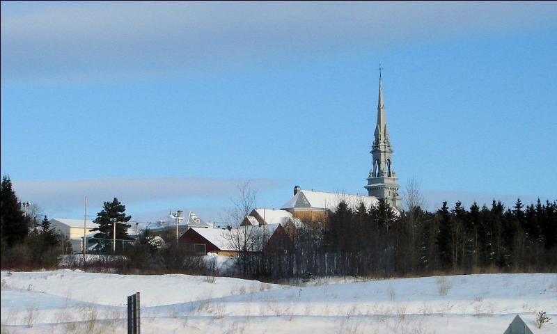 Trop drôle ! Quel est le nom de cette ville québécoise ?
