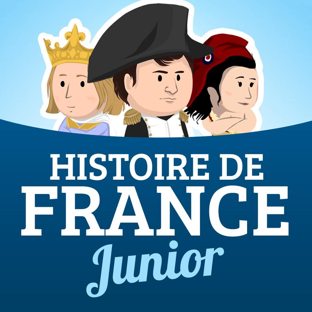 Histoire de France pour enfants - 1