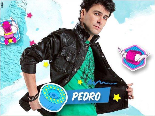 Qui est le meilleur ami de Pedro ?