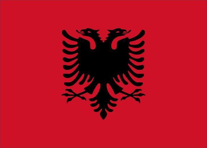 Drapeaux des pays Balkans