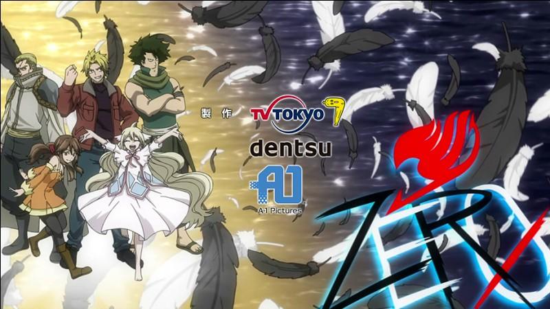 Quel est le nom de l'opening 22 de Fairy Tail ?