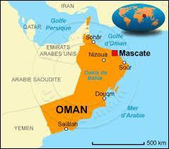 Le régime du Sultanat d'Oman est la monarchie.