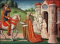 Le Moyen Âge s'étend sur environ 2 siècles.