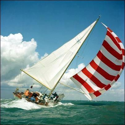 Vous faites du voilier. La mer s'énerve un peu, tout l'équipage ou presque est malade, pas vous. Le skipper vous demande d'aider à passer les seaux... Votre réaction ?