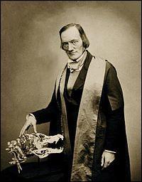"""Quelles sont les trois espèces pour lesquelles Richard Owen a créé le nom de """"Dinosauria"""" en 1842 ?"""