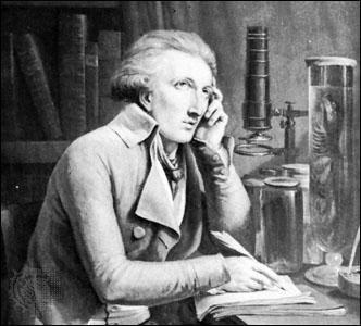 Le baron George Cuvier (1769-1832) est le fondateur de la paléontologie des vertébrés.Selon Cuvier, les grands animaux fossiles se sont éteints. Mais pour la majorité des savants de son époque :