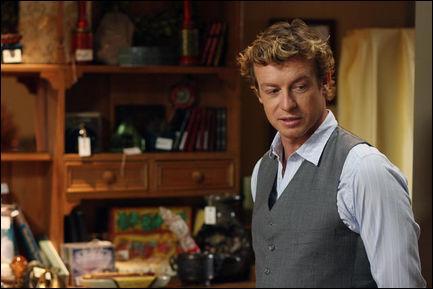 Simon Baker, acteur principal de la série joue le rôle de :