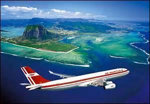 Combien d'heures de vol sont nécessaires pour aller de Paris à l'île Maurice sans escale ?