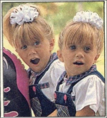 Nous sommes les jumelles les plus connues au monde, et on a joué dans plein de téléfilms. Qui sommes-nous ?