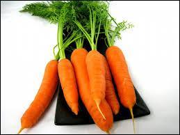 Anciennement, de quelle couleur les carottes étaient-elles ?