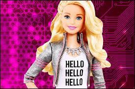 Le nom complet de la poupée Barbie est Barbara Millicent Roberts.