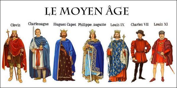 Pendant combien de temps environ a duré le Moyen Âge ?