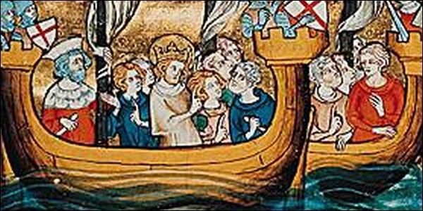 Le Moyen Âge est marqué par de nombreuses guerres. Combien y a-t-il eu de croisades en tout ?