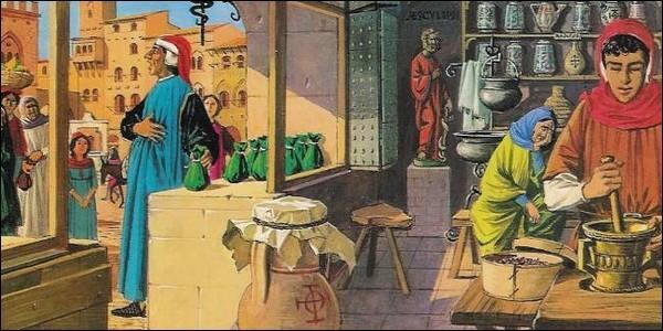 À quel siècle situe-t-on généralement l'apogée du Moyen Âge ?