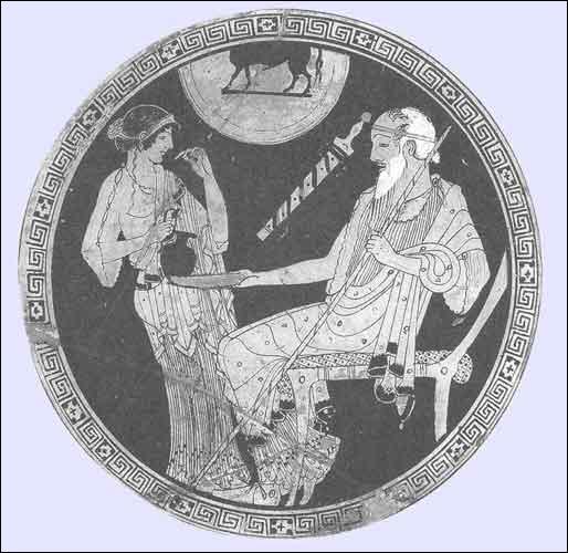 Roi de Pylos, il est le plus âgé et le plus sage des héros grecs. De qui s'agit-il ?