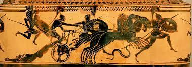 Les personnages de l'Iliade