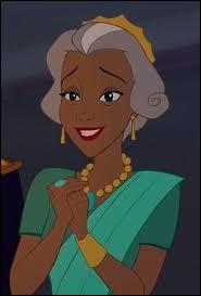 De quel royaume la mère du prince Naveen est-elle la reine ?