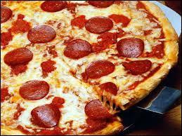 De quel pays nous vient la pizza au pepperoni ?