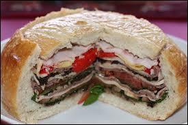 Ce bon sandwich qu'est le muffuletta vient, en réalité, de la :