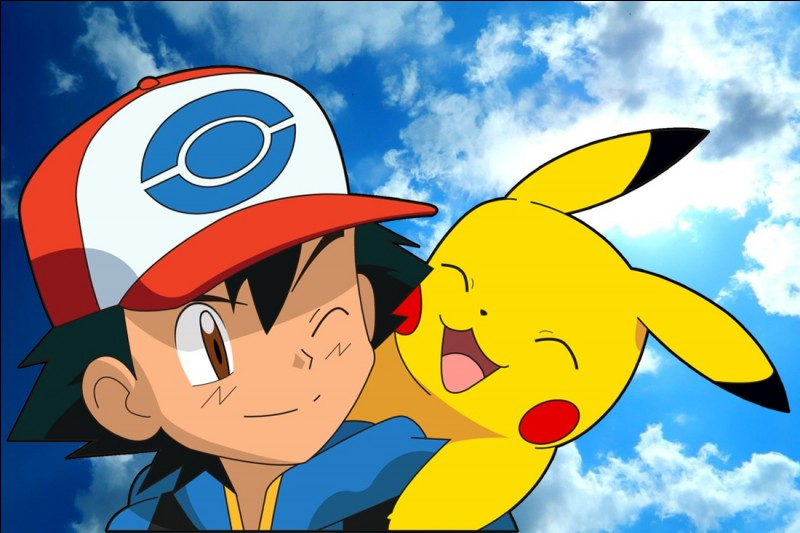 """Dans """"Pokémon"""", comment s'appelle le dresseur de Pikachu ?"""