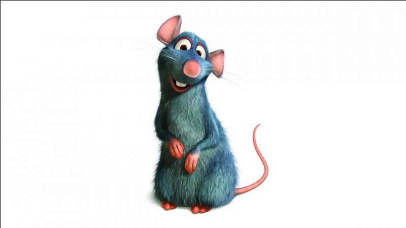 """Dans """"Ratatouille"""", comment s'appelle le rat qui cuisine ?"""