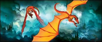 Comment s'appelle l'Aile du Ciel qui a élevé les Dragonnets du destin ?