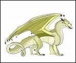 Comment s'appelle l'Aile de Sable qui a élevé les Dragonnets du Destin ?